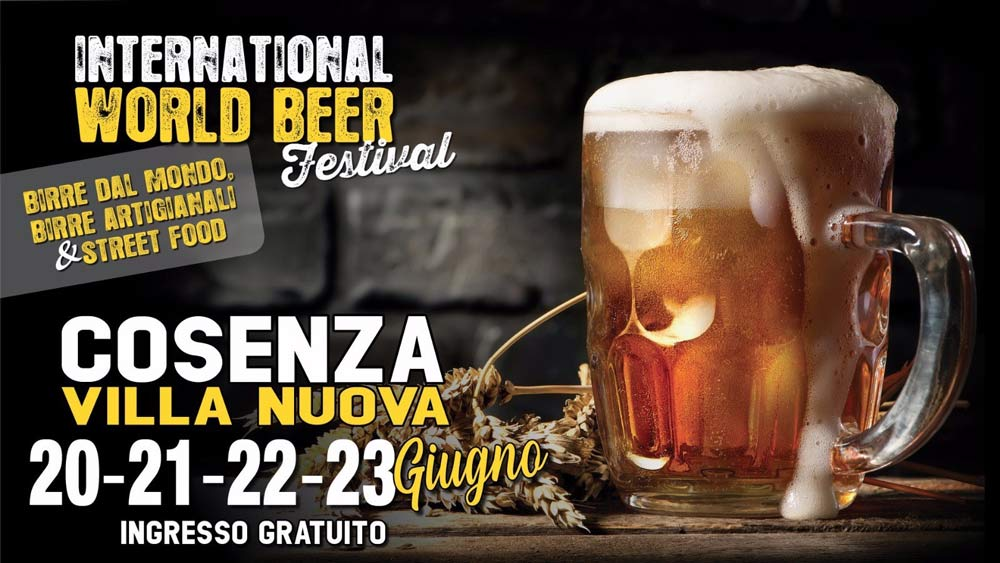 International World Beer Festival Cosenza 2019 OK